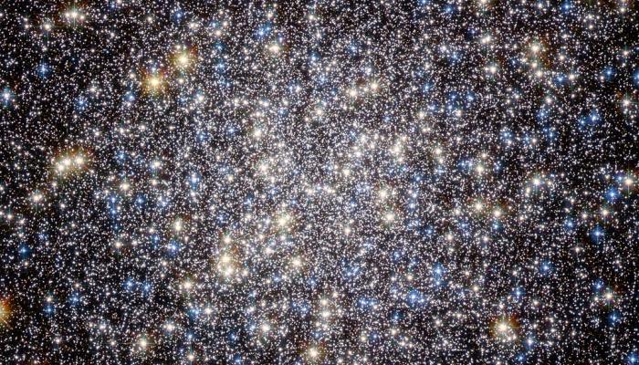 Das Zentrum des Sternhaufens Messier 13 als Symbolbild. | Foto: ESA/Hubble and NASA